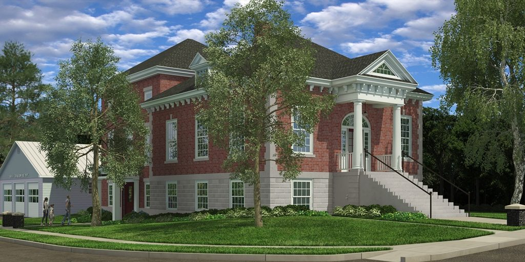 Help us renovate and expand the library!