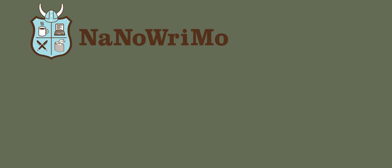 Come Write! November's National Novel Writing Month (NaNoWriMo)
