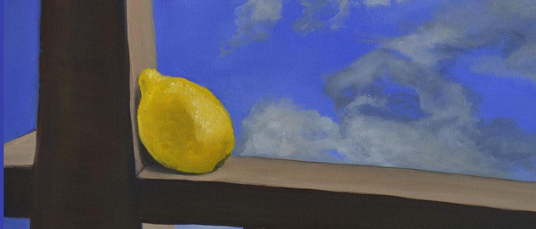 Paintings of Ciara Cumiskey, Nov. 3-Dec.31