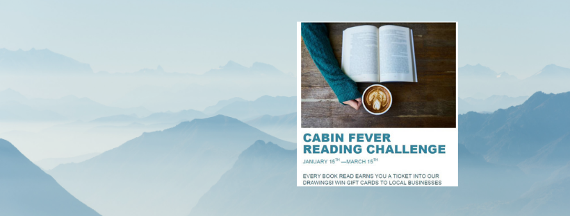 Cabin Fever Reading Challenge